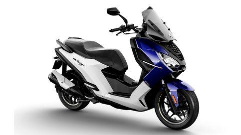 El nuevo scooter urbano de Peugeot