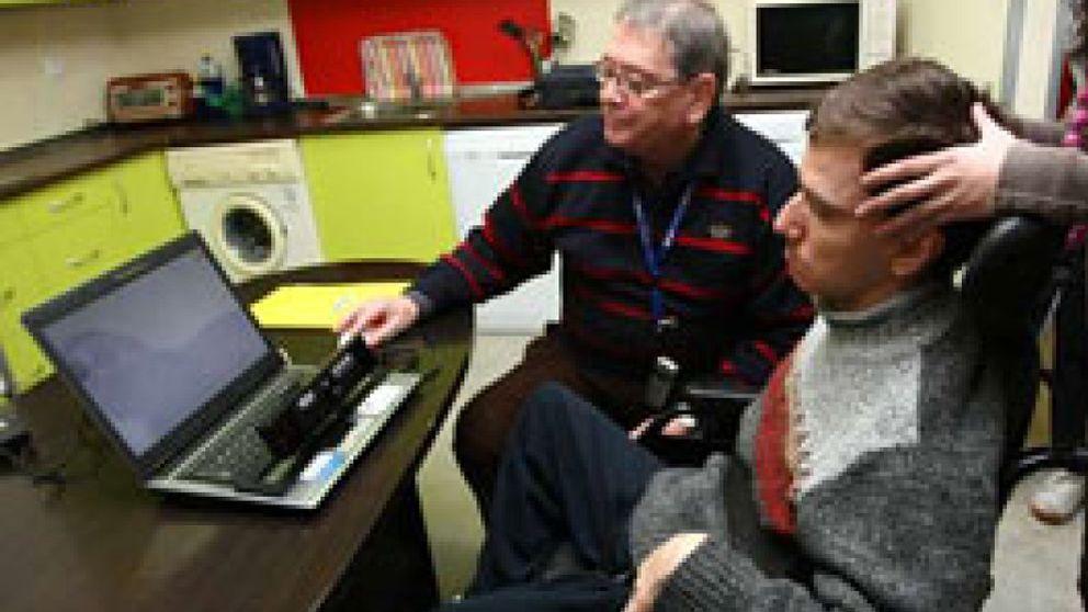 Desarrollan un software gratuito para personas con parálisis cerebral