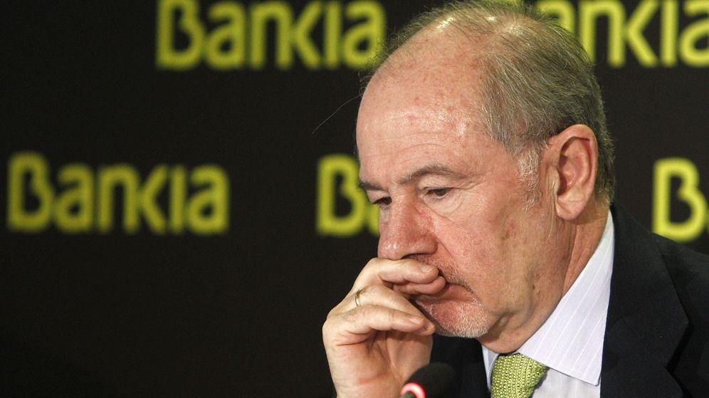 Foto: El expresidente de Bankia, Rodrigo Rato, en una imagen de archivo. (EFE)