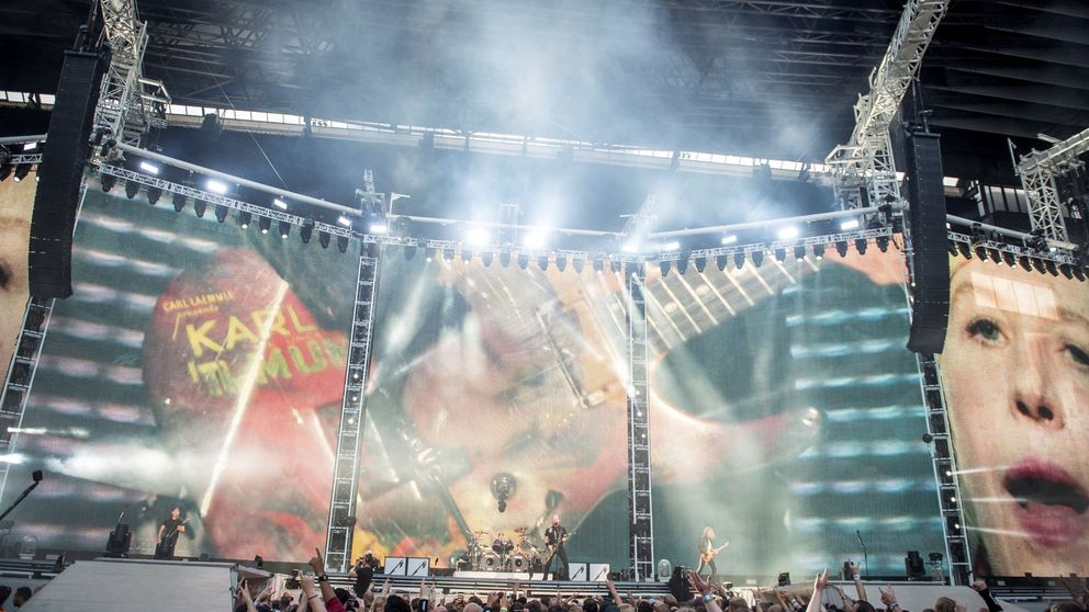 Metallica compartirá un concierto en directo cada semana por el coronavirus