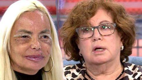 Rosa Villacastín destroza a Leticia Sabater por la fiesta ilegal en su chalé