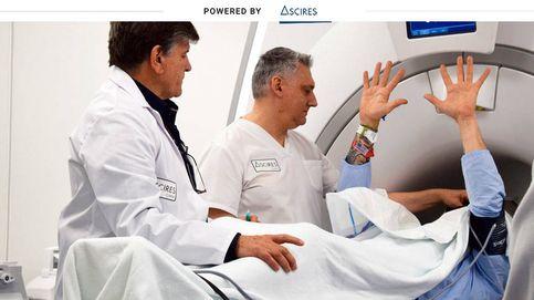 Así funciona la tecnología sanitaria que acaba con el temblor esencial de manos