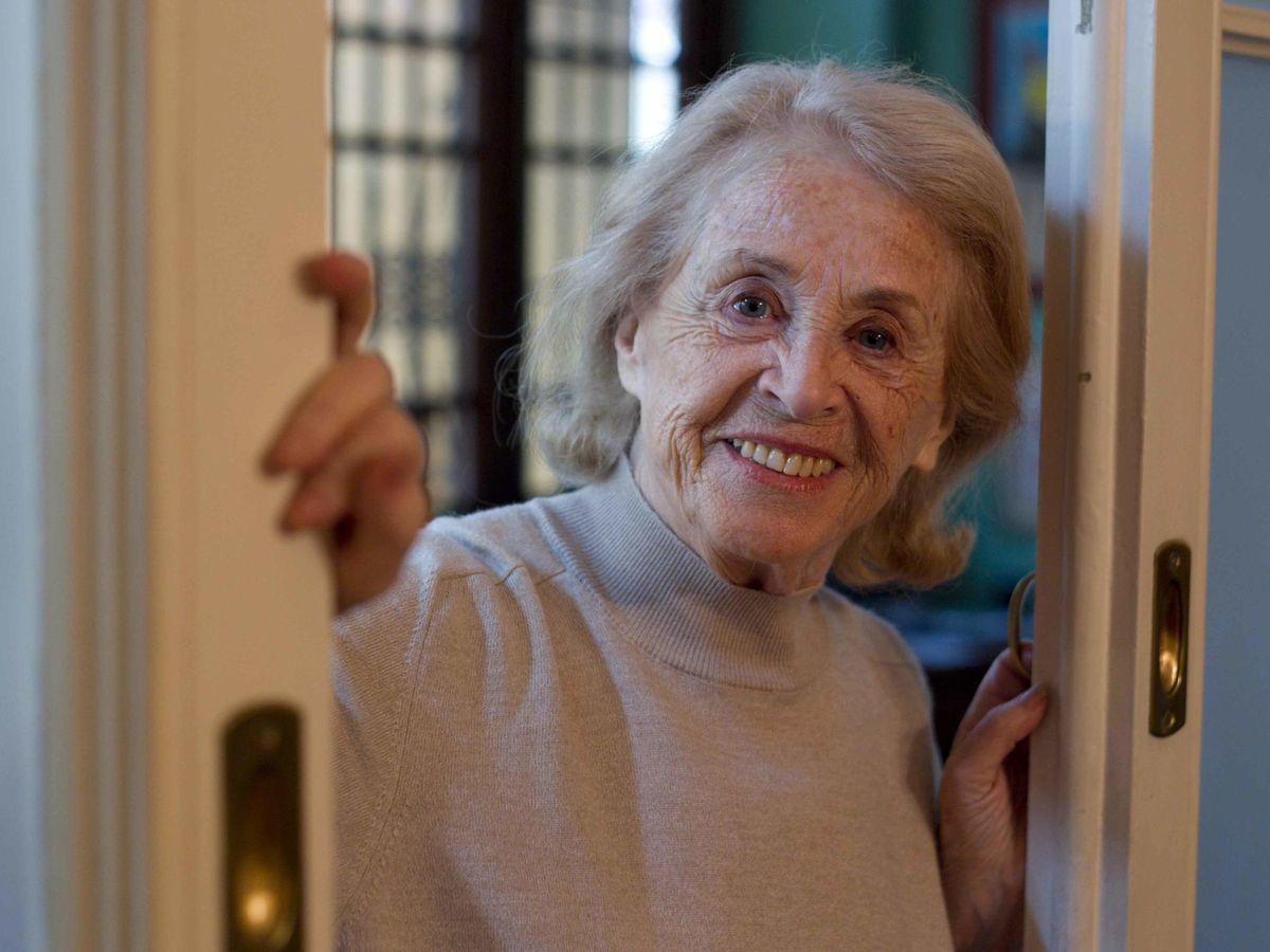 Foto: La actriz catalana Montserrat Carulla (EFE)