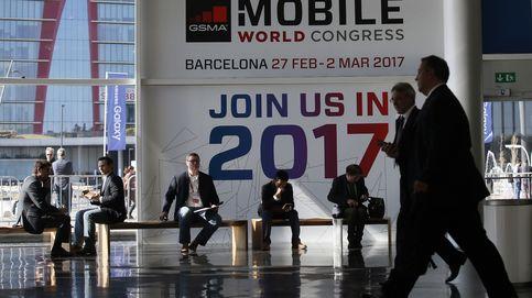 El éxito del Mobile World Congress de Barcelona supera la huelga de metro