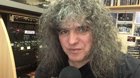 Mariano Muniesa, el doctor en heavy metal que pone su melena al servicio de Podemos