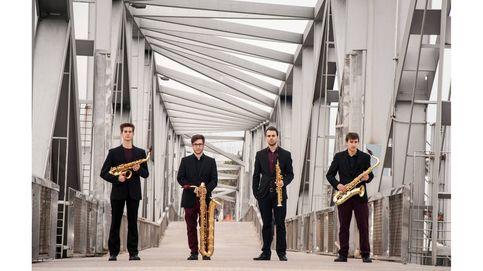 The London Music N1ghts estrena el año a ritmo de saxofón