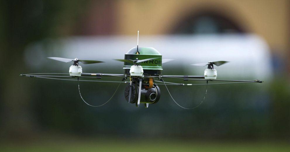 Foto: 'Drones' sí, pero seguros: el Gobierno aprueba una ley para regular su uso