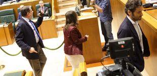 Post de Tangana en el Parlamento Vasco: Bildu llama