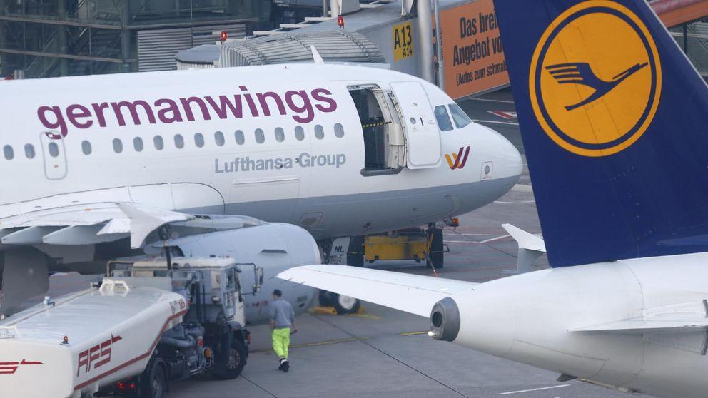 Lufthansa cree como más probable la opción del accidente para el A320