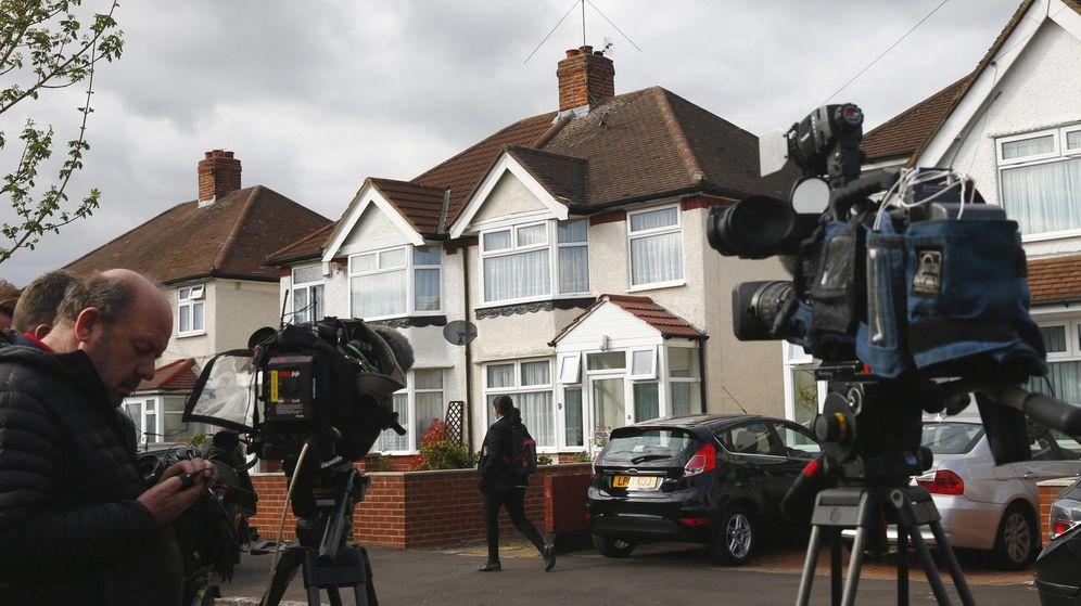 Foto: Las cámaras acudieron este jueves a la casa donde operaba Navinder Singh Sarao