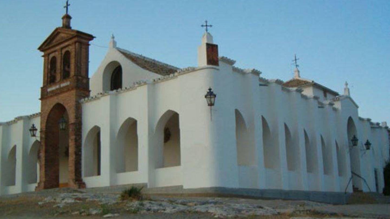 Imagen exterior del santuario. (Foto: Virgendesetefilla.com)