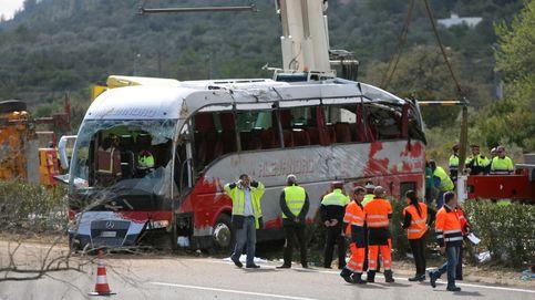 Archivan la causa contra el conductor del bus accidentado en Freginals con 13 muertos