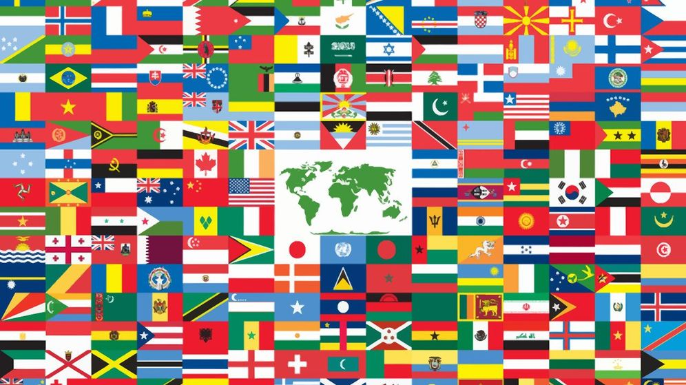 Foto: Banderas del mundo (CC/The World Flag)