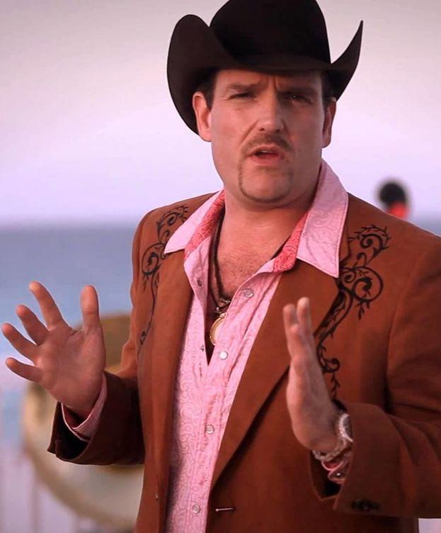 Foto: 'El Semental' en uno de sus videoclips (YouTube)