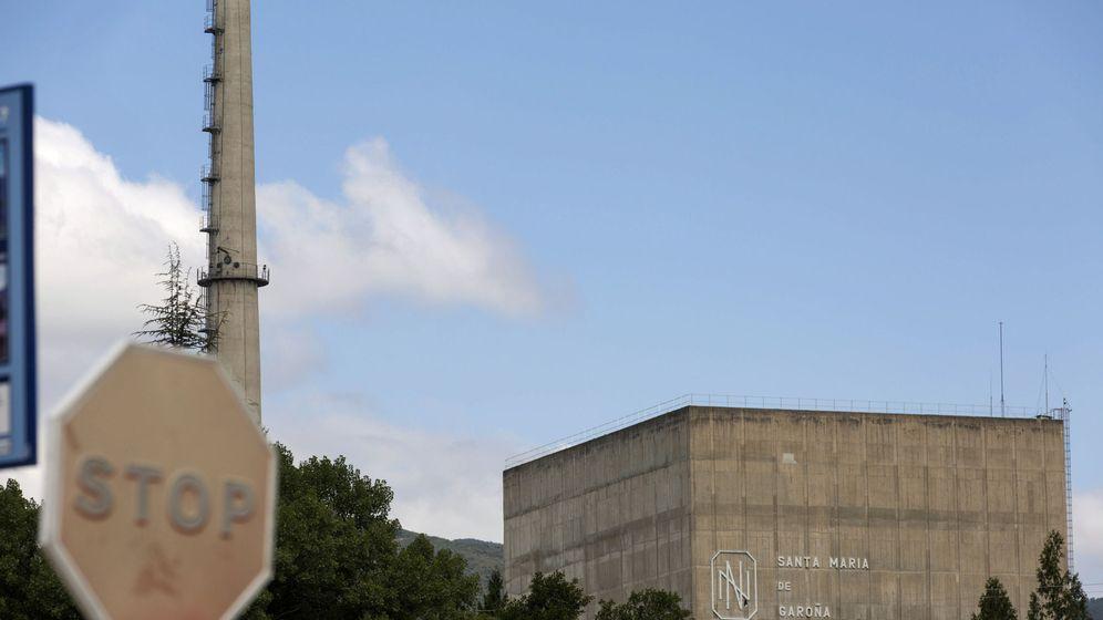 Foto: Vista del reactor de la central nuclear de Santa María de Garoña (Burgos). (EFE)