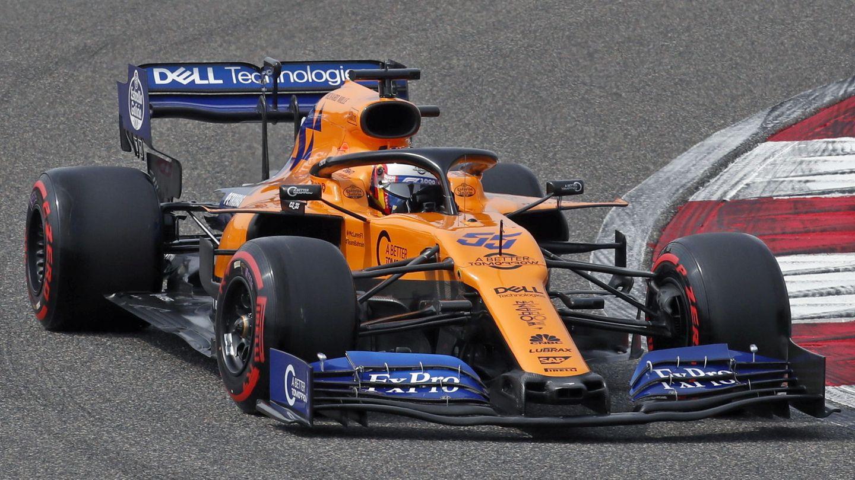 McLaren y la continuidad de algunos equipos en la F1 puede peligrar. (EFE)