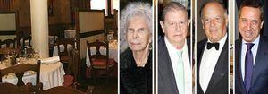 Aristócratas en Gaztelupe: rodaballo y cocochas para la duquesa de Alba y los marqueses de Cubas y Griñón