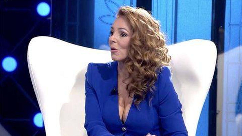 Rocío Carrasco, en 'Rocío, contar la verdad para seguir viva'. (Telecinco)
