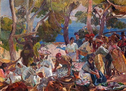 Huntington o el afán de un filántropo por el arte español