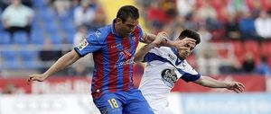 Foto: El dinero apostado al 0-3 en el descanso del Levante-Deportivo alertó a la Policía