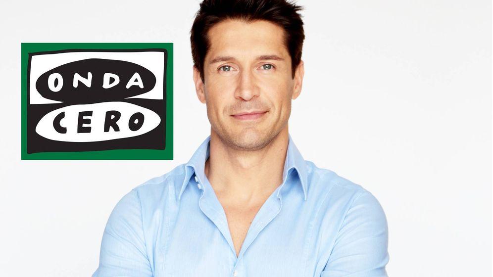 Foto: Jaime Cantizano presentará las mañanas de Onda Cero, a partir de enero de 2018. (Atresmedia)