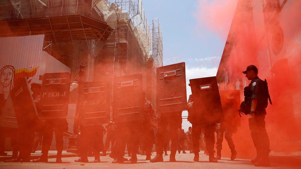 Río de Janeiro, al borde del estallido: Ya no hay dinero para pagar a la policía