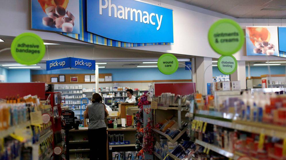 Foto: Fotografía de una farmacia en Alemania (Reuters).
