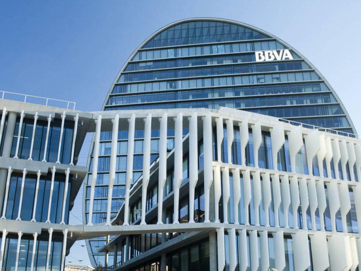Foto: Sede del BBVA en Madrid. (EFE)
