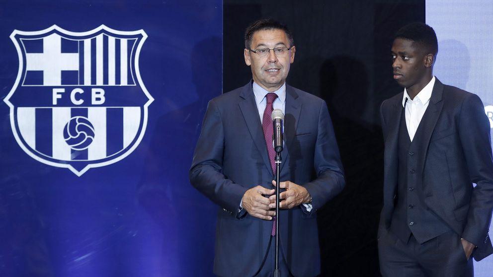 La frustración de un Barça sin fichajes marca el final del mercado de verano
