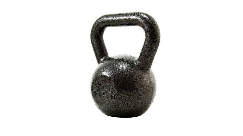 Kettlebell ProIron, pesa rusa de hierro fundido