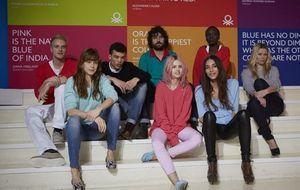 Los modelos de la nueva campaña de Benetton