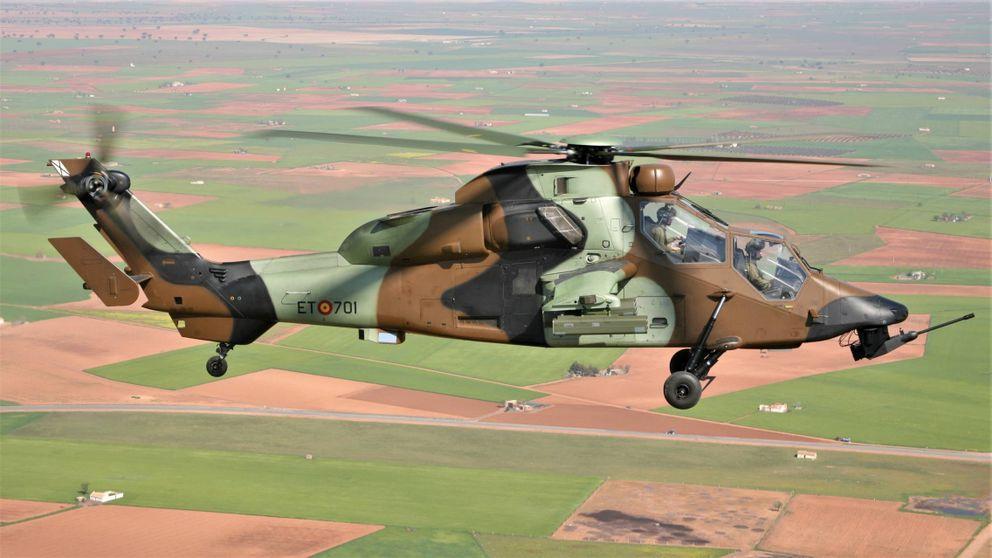 Recorte encubierto en el Ejército español: el gran problema de no poder pagar seis Tigres