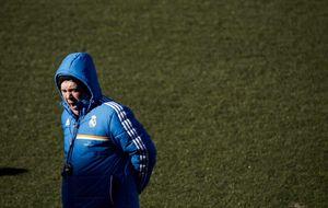 Ancelotti no contempla sorpresas y confía en los suplentes en Copa