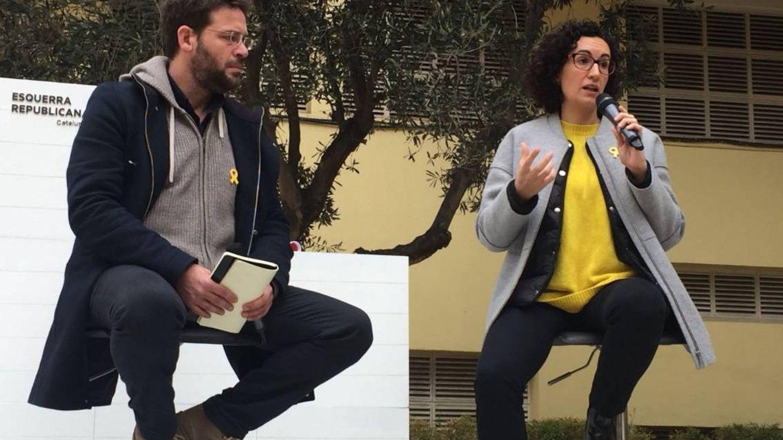 Albano-Dante Fachin pide el voto para los independentistas el 21-D o ganará Rajoy