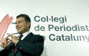 Laporta a Bartomeu: ''Hay que ser caradura para presidir el Barcelona sin legitimidad''