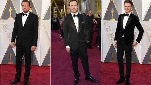 De Fassbender a DiCaprio: los aciertos y desaciertos de ellos sobre la 'red carpet'