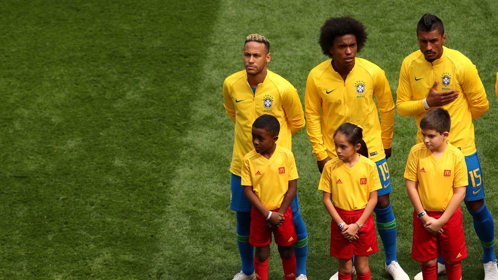 Foto: World cup - group e - brazil vs costa rica