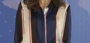 Post de Doña Letizia arranca una semana de lo más movidita con un look diferente