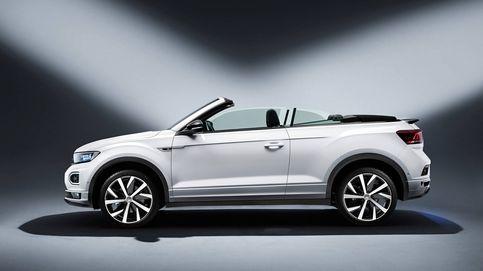 Por qué este es el coche más divertido de Volkswagen: el todocamino T-Roc Cabrio