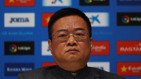 Míster Chen, propietario del Espanyol, vende su mansión de Pedralbes por 3,5 millones