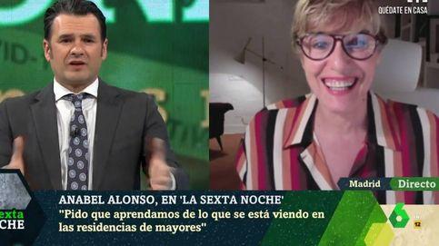 Críticas a La Sexta por recurrir a Anabel Alonso para analizar la crisis del Covid
