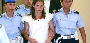 Post de Amanda Knox regresa a Italia por primera vez tras el asesinato de su compañera de piso