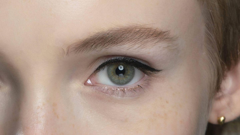 El eyeliner asegura un trazo más preciso. (Imaxtree)