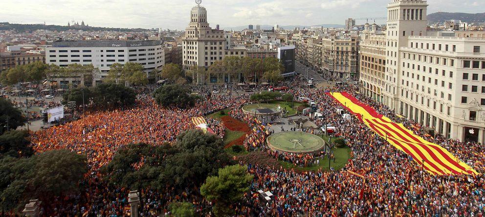 Los 'antisoberanistas' anuncian que habrá otoño caliente en Cataluña, haya o no consulta