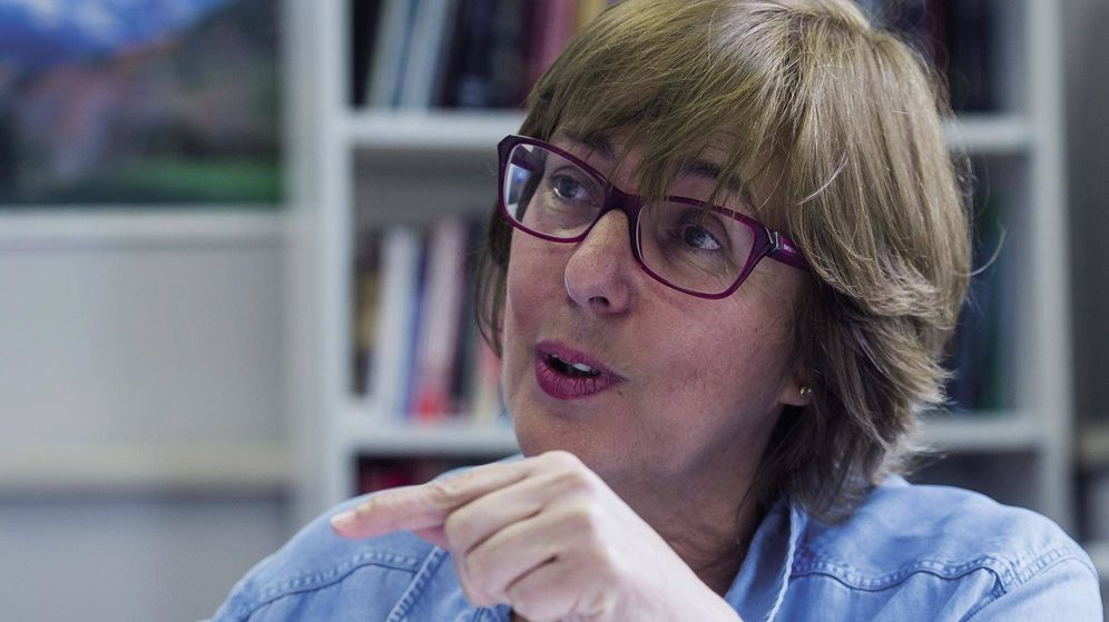 Foto: La investigadora Helena Matute, de la Universidad de Deusto (Cedida)