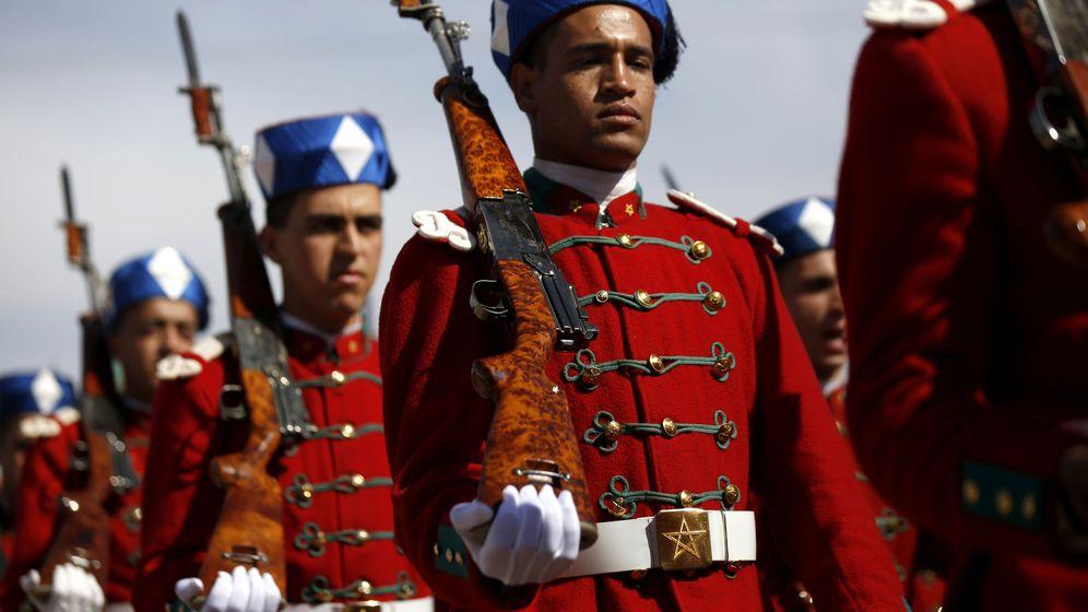 Foto: Marruecos reinstaura el servicio militar obligatorio. (EFE)