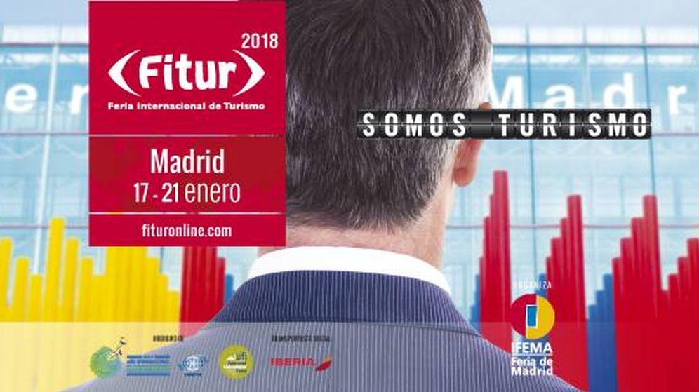 Foto: Cartel de la Feria Internacional de Turismo de 2018