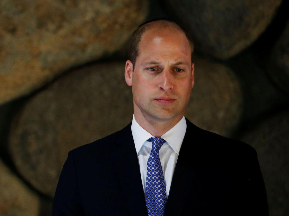 Foto: El príncipe Guillermo, en una imagen de archivo. (Reuters)