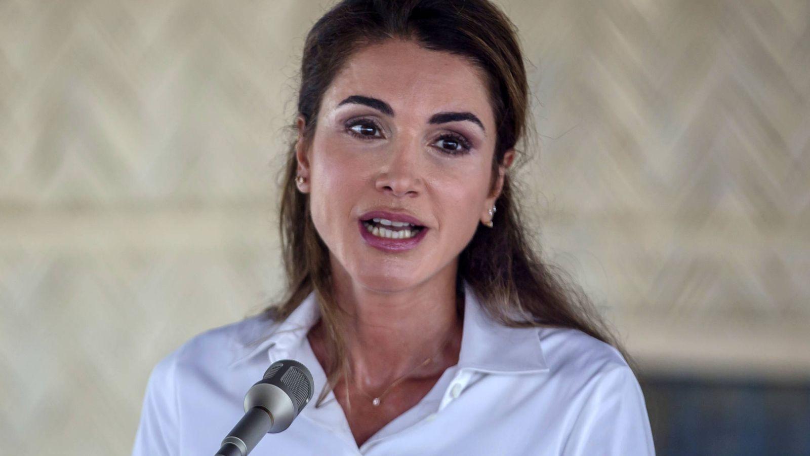 Foto:  Rania de Jordania, una reina que marca tendencia. (Gtres)
