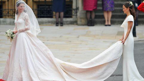 Los vestidos de novia de las Windsor, al detalle: de Isabel II a Diana y Kate Middleton